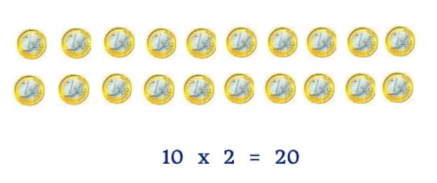 Video de multiplicar por 10