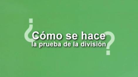 PruebaDivision